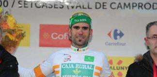 Lluís Mas, tercer fichaje de Movistar Team para 2019