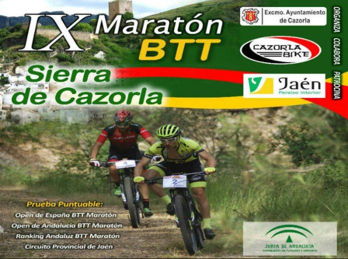 Open de España de XC Maratón llega a Cazorla 2018