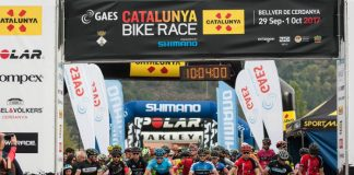 Salida Catalunya Bike Race 2017