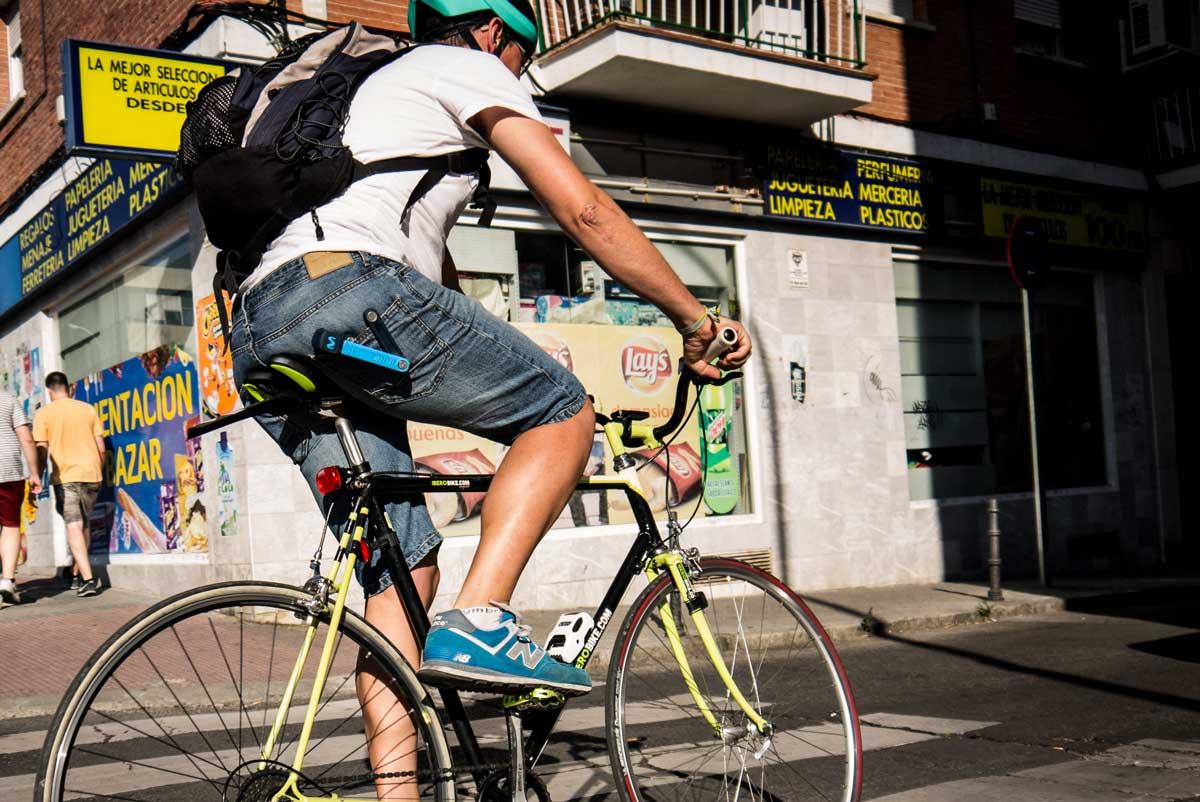 candado para la bicicleta abus bordo