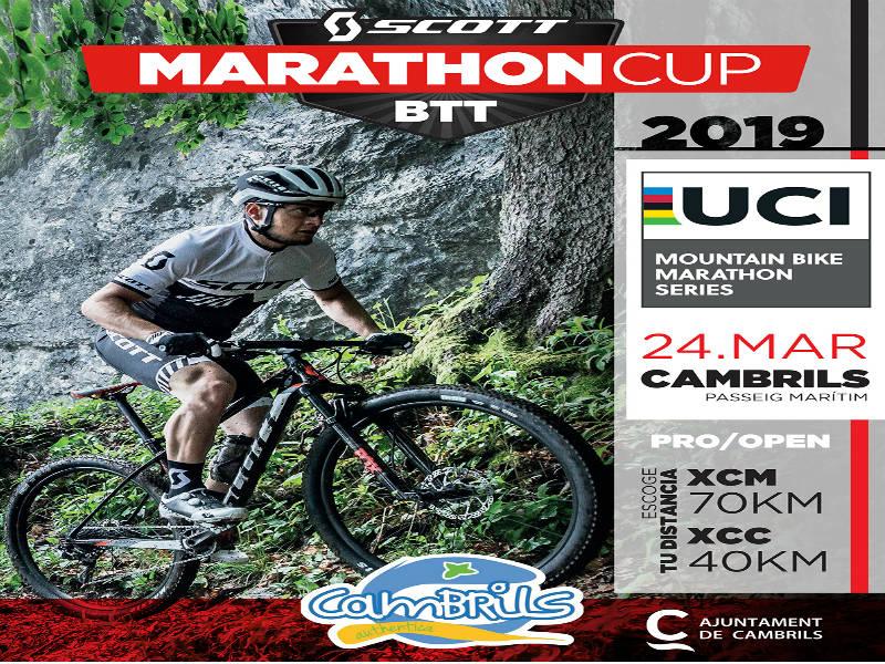 Scott Marathon Cup BTT Cambrils 2019