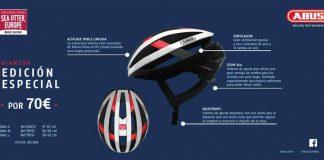 ABUS será el casco oficial de La Brava