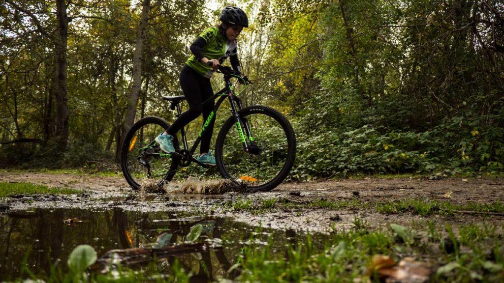 bicicleta para niños frog mtb 69