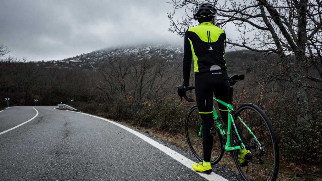 equipación ciclista etxeodo otoño invierno