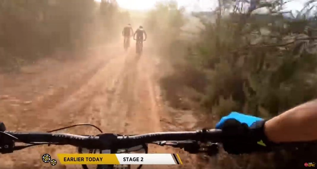 absa cape epic etapa 2