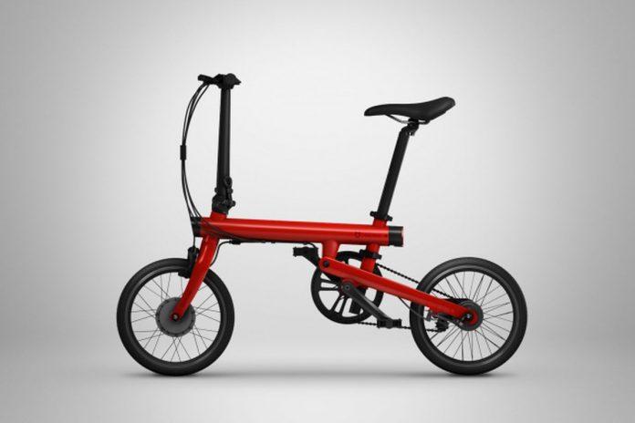 bicicletas electricas plegables