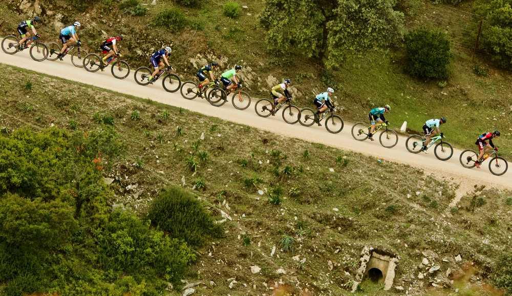 Andalucía Bike Race: Nueva victoria de David Valero en la tercera etapa