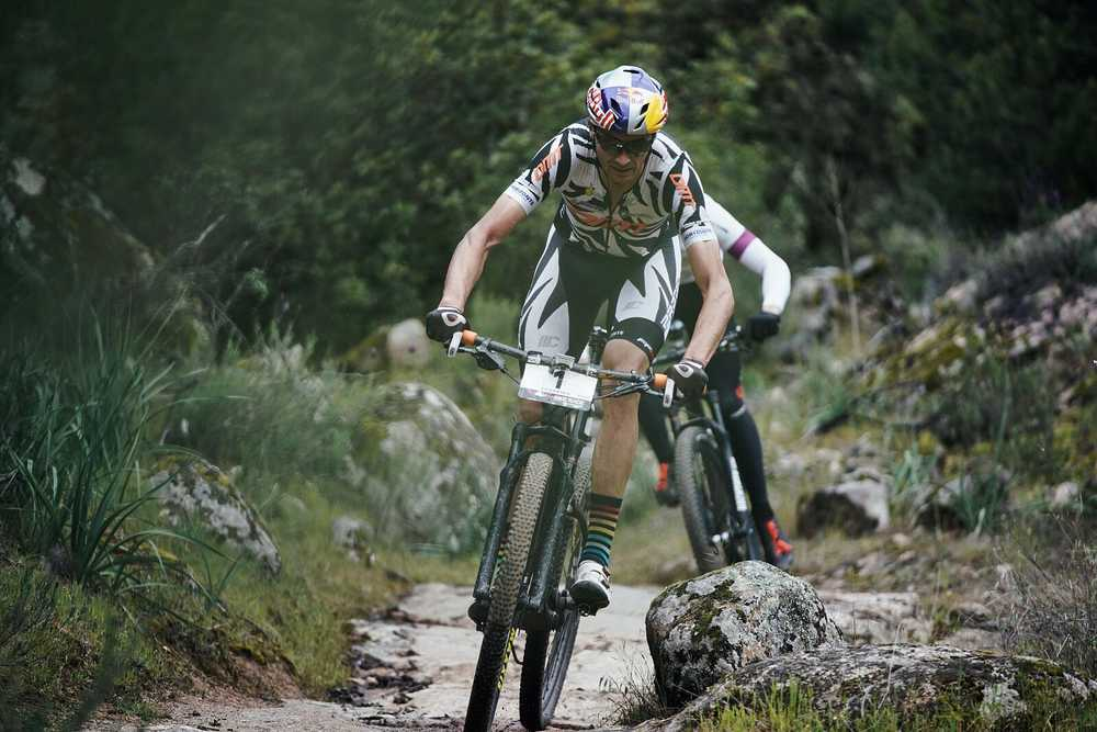 Andalucía Bike Race - Cuarta etapa: Victoria de Becking y Valero sigue lider