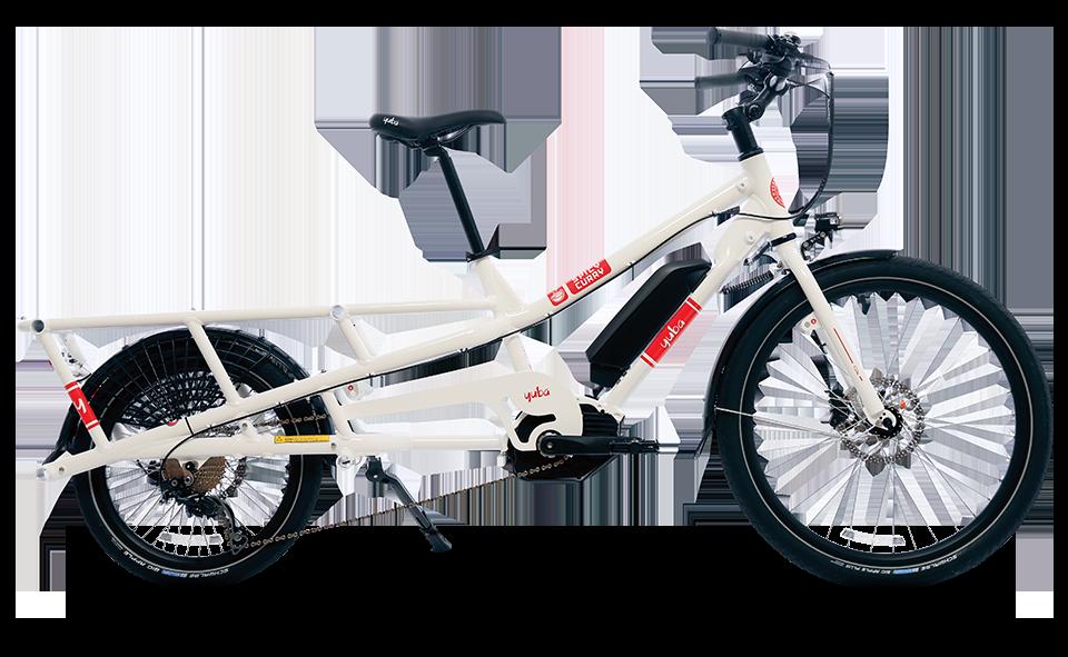 bicicletas de carga eléctricas yuba bikes