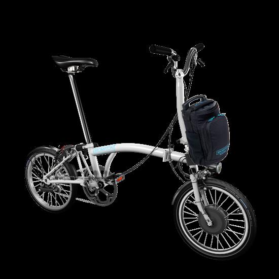 bicicletas eléctricas plegables Brompton Electric