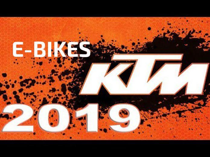 catalogo ebikes ktm 2019