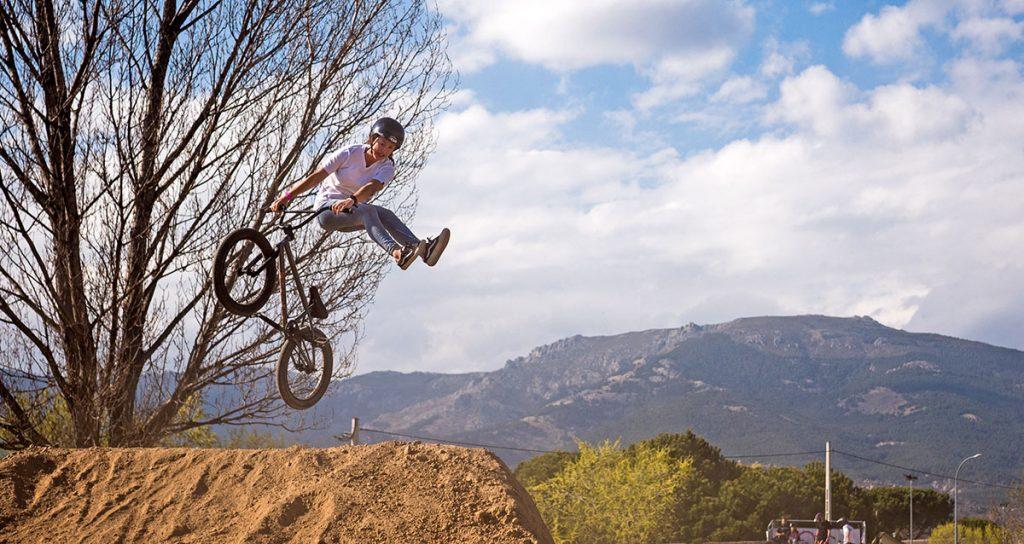 La Najarra Bike Park Jam 2019 - Chicas I Am Rider en primera persona