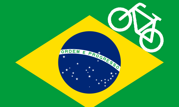 marcas de bicicletas de brasil