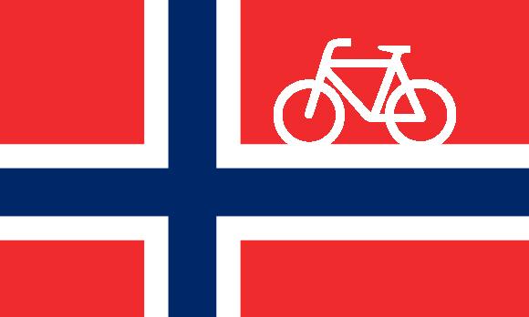 marcas de bicicletas de noruega