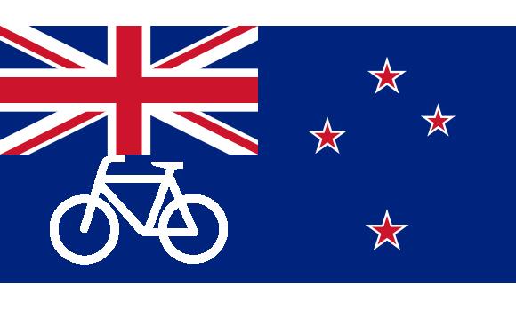 marcas de bicicletas de nueva zelanda