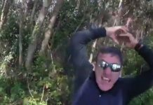 El encontronazo de un ciclista de montaña con un senderista en Asturias que casi llega a las manos Mecagoendios