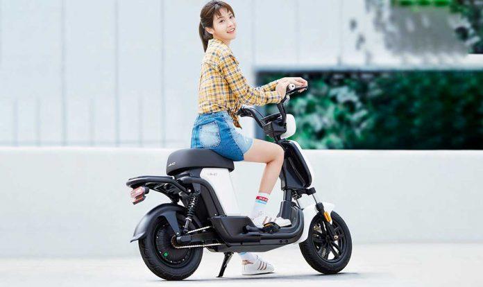 nueva bicicleta electrica Xiaomi HIMO T1