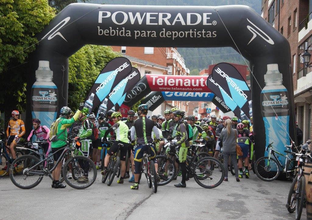 Marcha mountain bike VII Perimetral de Peñacorada – Cistierna (León)