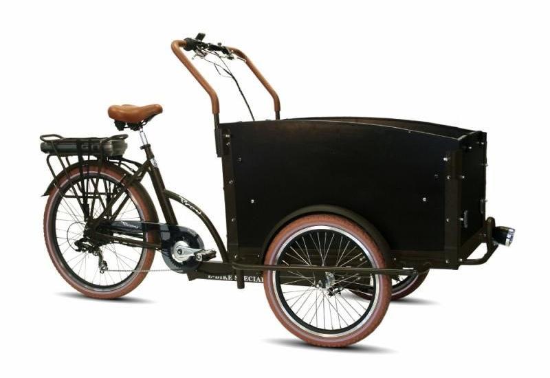 bicicleta de carga bimas bikes