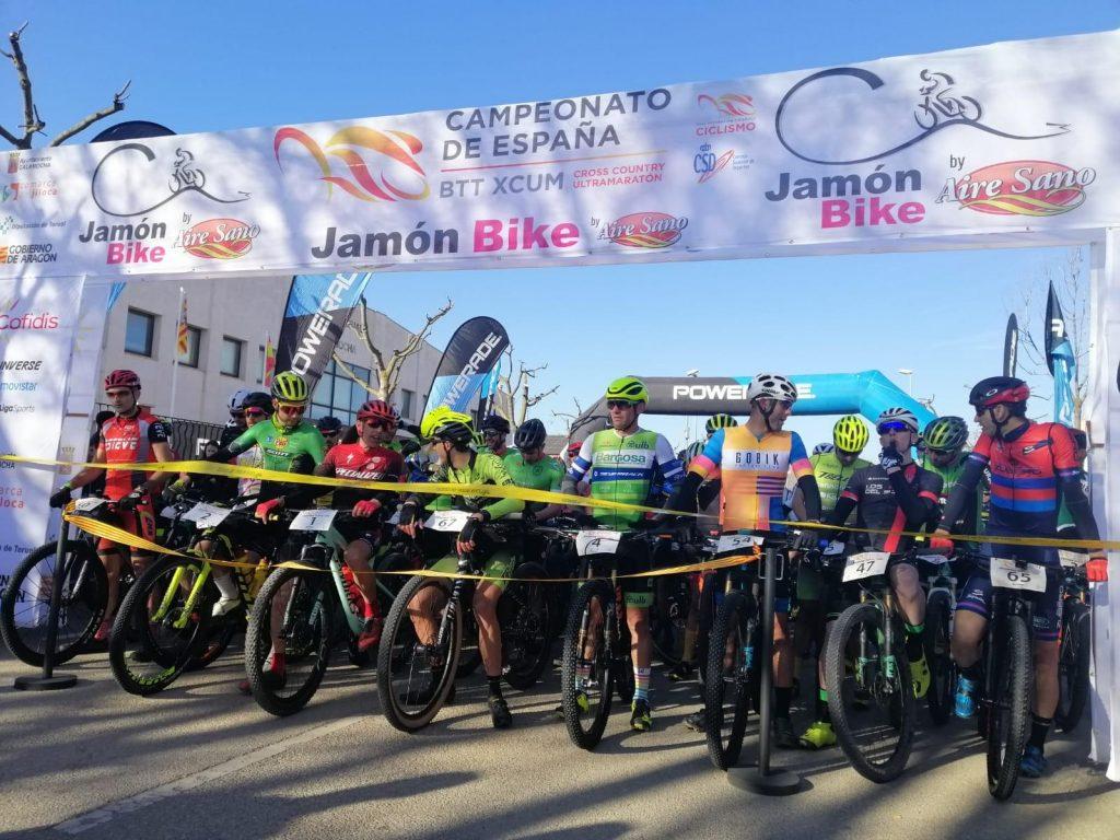 Clasificaciones Campeonato España Ultramaratón 2019 Calamocha - Victoria de Daniel Carreño y Susana Alonso