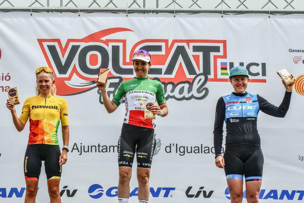 VOLCAT 2019: Alexey Medvedev vence en la segunda etapa de 70km
