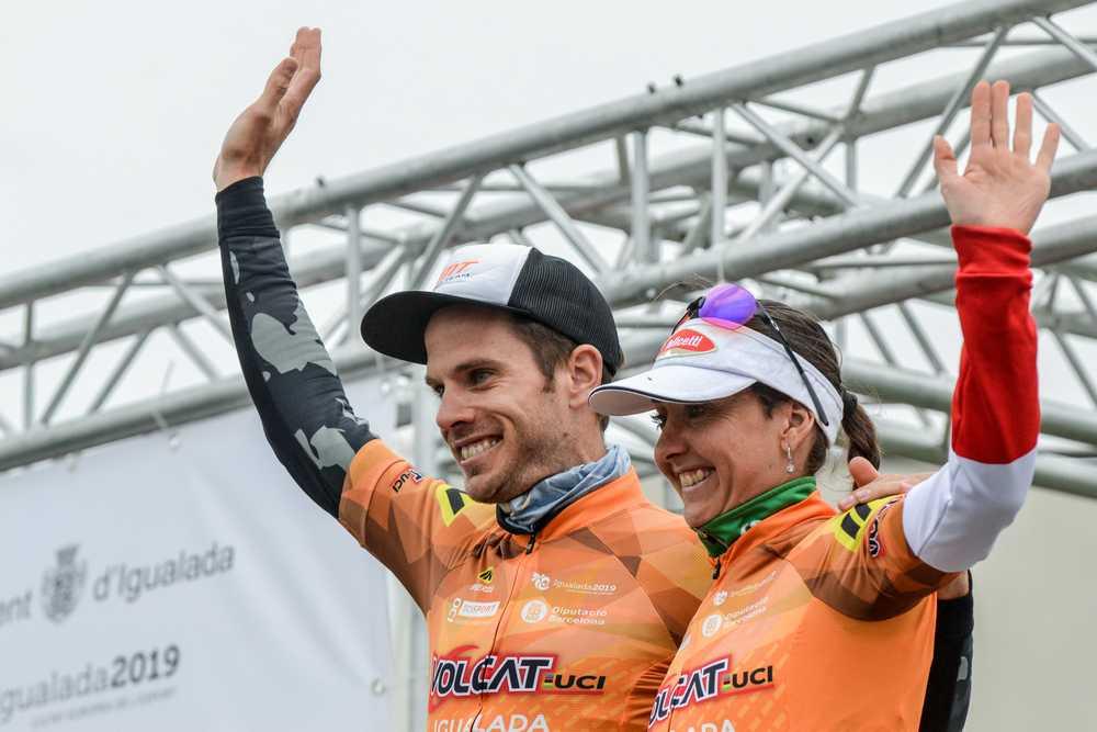 VOLCAT 2019: Resultados finales. Hans Becking y Eva Lechner vencen la general de la Vuelta a Cataluña en Bicicleta de Montaña