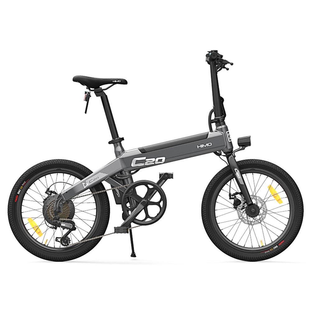 bicicleta electrica xiaomi himo c20