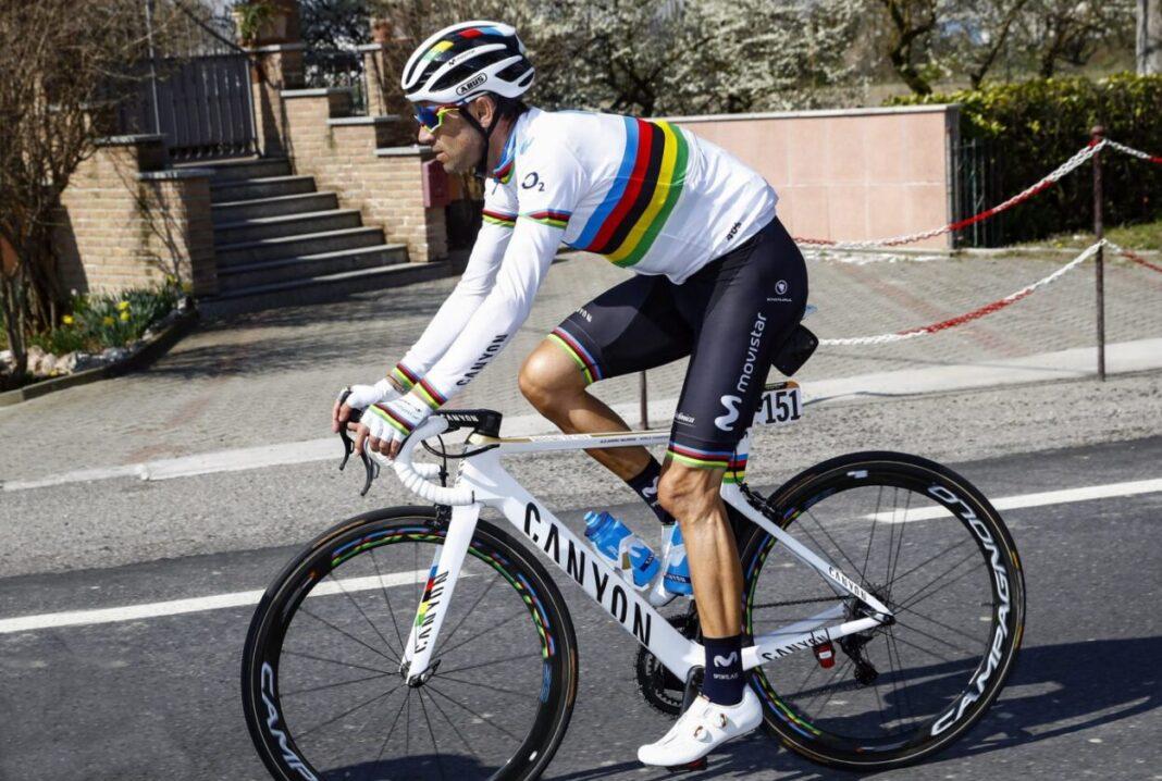 Alejandro Valverde se queda sin Giro de Italia - iberobike