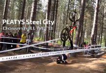 PEATYS-Steel-City-Downhill-MTB-caidas-bicicleta-salto-descenso