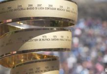 el trofeo del giro de italia 2019