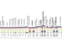 Perfil etapa 8 del giro de italia 2019