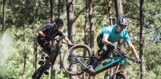 bicicleta electrica eONE-SIXTY para Enduro