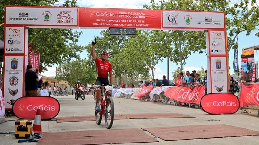 open de españa xco mountain bike bicicleta caudete mantecon pablo rodriguez