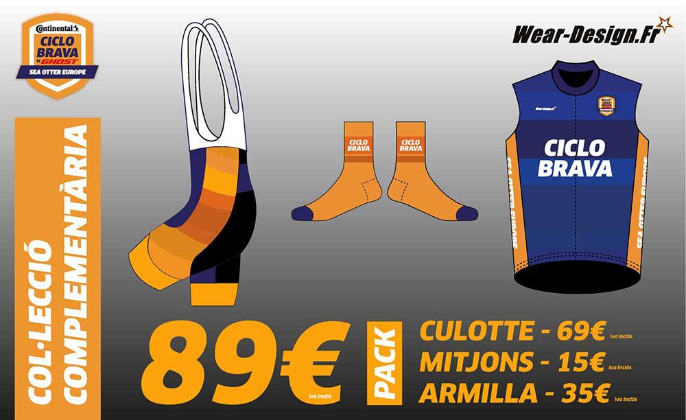 pack-culote-chaleco-maillot-gratis-marcha-cicloturista-ciclobrava-sea-otter-europe-2019