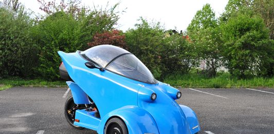 Messerschmitt KR 25-E tricilo bici biciclea electrica coche imove