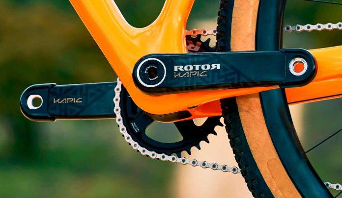 nuevas bielas rotor kapic carbon