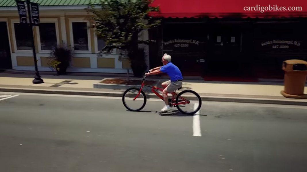 bicicleta cardigo