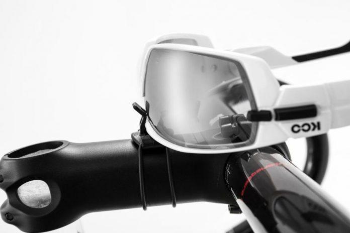 koo billy porta gafas de ciclismo