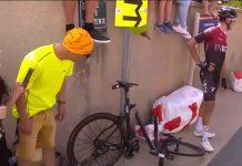 Vídeo-Destrozada-así-quedó-la-bici-del-ciclista-del-INEOS-Gianni-Moscon-tras-la-caída-en-el-Tour-de-Francia