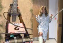 Vídeo-Los-gritos-de-dolor-de-Rachel-Atherton-al-romperse-el-talón-de-Aqules-con-su-bicicleta-dh