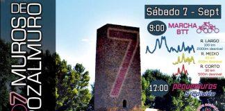 VII Marcha BTT 7 Muros de Pozalmuro Pozalmuro (Soria)