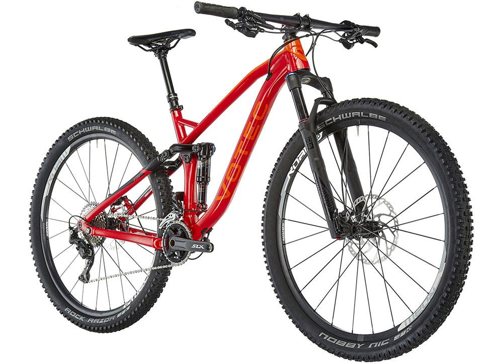 "Bicicleta VOTEC VXs Comp - Tour/Trail Fully 29"""