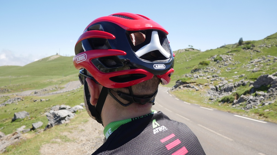 casco de ciclismo abus airbreaket