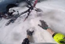 chillaba-como-un-cochinillo-en-una-matanza-caída-megavalanche-alpe-dhuez-mountain-bike-video-crash