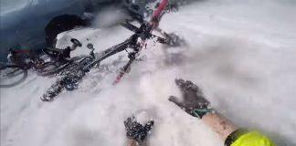 chillaba-como-un-cochinillo-en-una-matanza-caída-megavalanche-alpe-dhuez-mountain-bike-video-crash