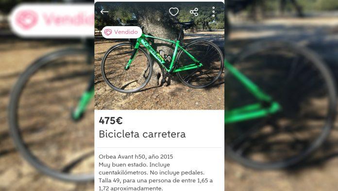 como comprar una bicicleta de segunda mano