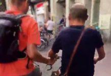 detienen a un carterista en holanda sin bajarse de la bicicleta