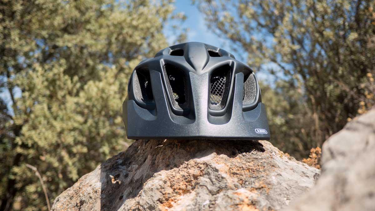 Casco de bicicleta de montaña abus MountK