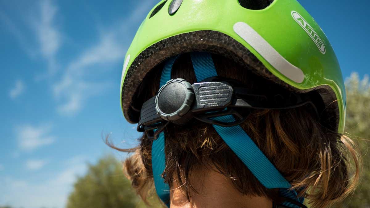 Casco de bicicleta infantiles abus Youn-I
