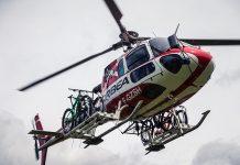 El peligro del Helibike, los remontes en helicóptero para bicicletas de montaña